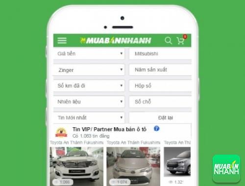 Tìm mua xe Mitsubishi Zinger cũ hiệu quả trên Mạng xã hội MuaBanNhanh