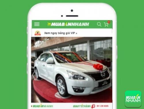 Nissan Juke - sản phẩm đang bán trên mạng xã hội MuaBanNhanh