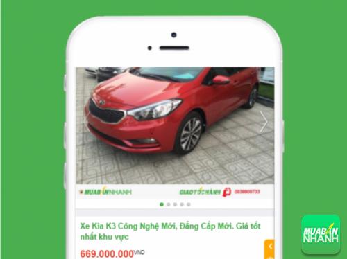 Xe Kia K3 công nghệ mới, đẳng cấp mới, giá tốt được đăng bán tại Mua Bán NhanhXe Kia K3 công nghệ mới, đẳng cấp mới, giá tốt được đăng bán tại Mua Bán Nhanh