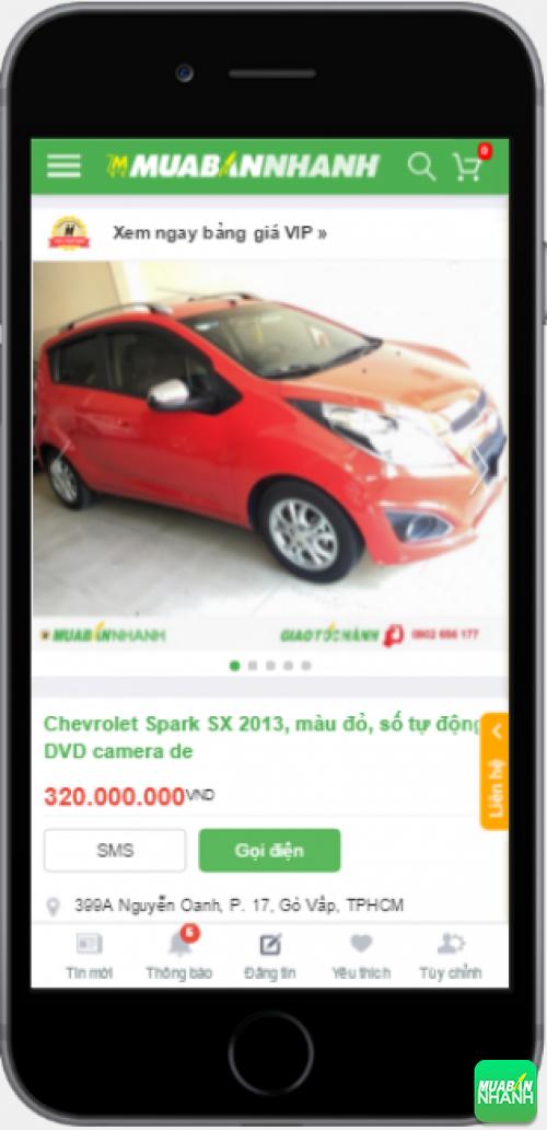 Chevrolet Sparkcũ giá rẻ - sản phẩm đang bán trên mạng xã hội MuaBanNhanh
