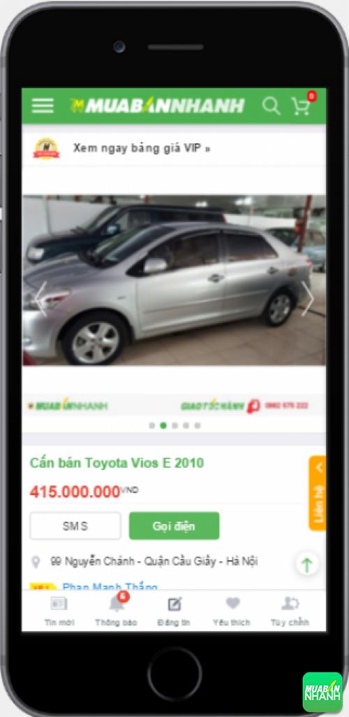 Toyota Vios cũ giá rẻ - sản phẩm đang bán trên mạng xã hội MuaBanNhanh
