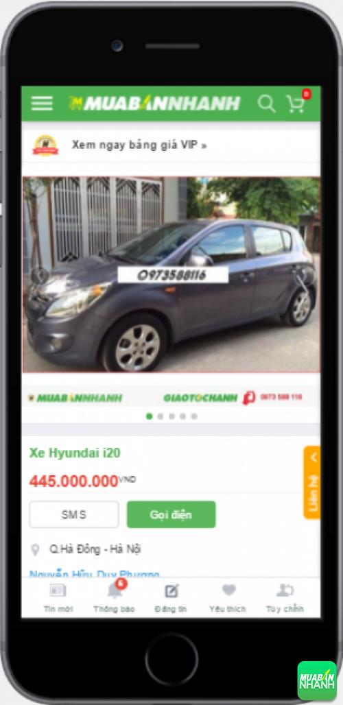 Hyundai i20 1.4 AT cũ giá rẻ - sản phẩm đang bán trên mạng xã hội MuaBanNhanh