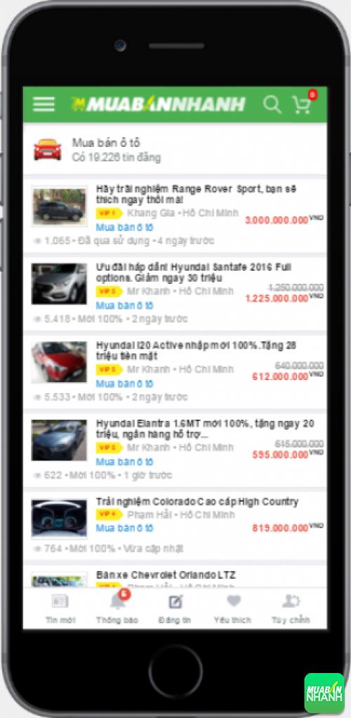 Giá xe ôtô cũ giá rẻ trên mạng xã hội MuaBanNhanh