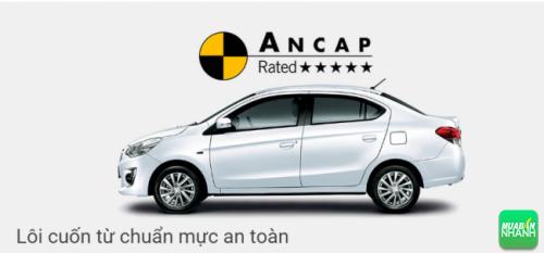 Trang bị an toàn của Chevrolet Aveo so với Mitsubishi Attrage