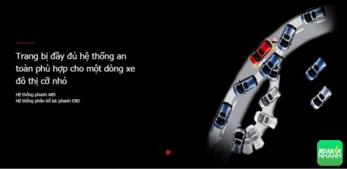 Hệ thống chống bó cứng phanh của Kia Morning