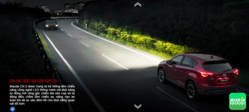 Trang bị an toàn Mazda CX5