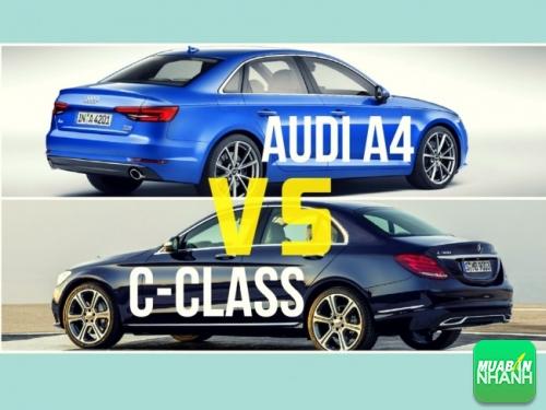 Với 1 tỷ Audi A4 hay Mercedes C200 cũ đáng mua hơn trong phân khúc sedan hạng sang cỡ trung?