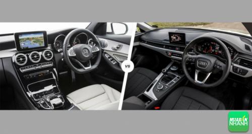 Audi A4 hay Mercedes C200