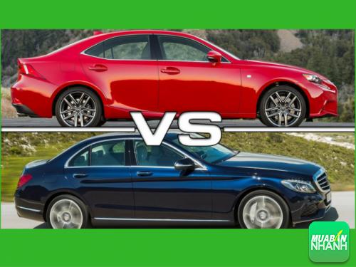 Chọn xe sang Lexus IS250 hay Mercedes C200 khi mua ôtô cũ?