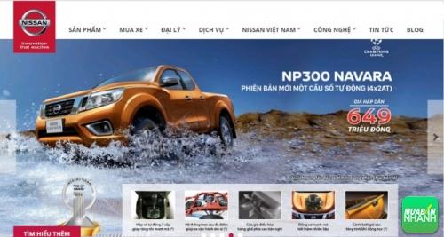 Ngoại thất Nissan Navara NP300 VL