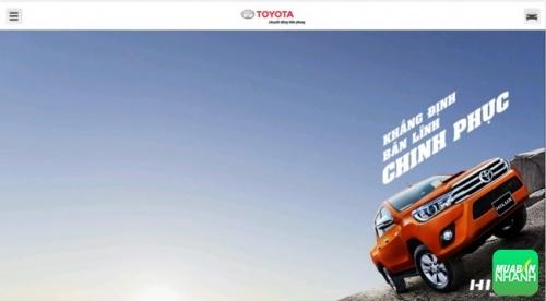 Ngoại thất Toyota Hilux 2016