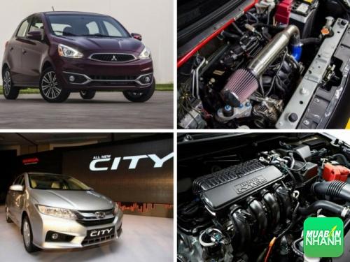 Nhược điểm của Honda City 2016 và Mitsubishi Attrage 2016
