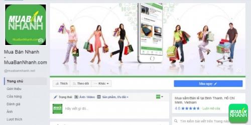 Facebook MuaBanNhanh nơi đăng Album ảnh của Sài Gòn Ford
