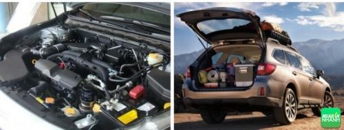 Động cơ và vận hành Subaru Outback 2016