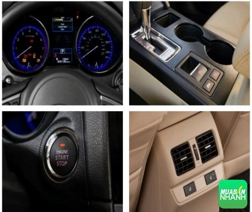 Đánh giá động cơ và vận hành Subaru Outback