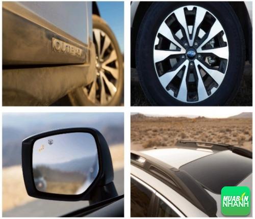Đánh giá ngoại thất Subaru Outback