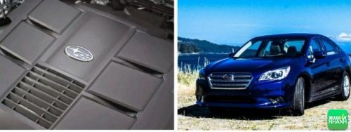 Đánh giá động cơ Subaru Legacy 2015