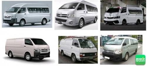 Toyota Hiace 16 chỗ