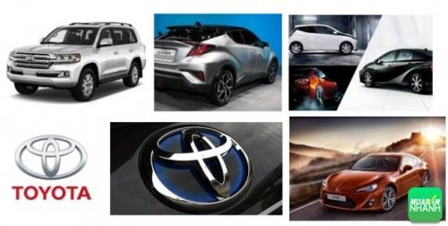 Giá trị vô hình của thương hiệu Toyota