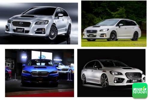 Vận hành Subaru Levorg
