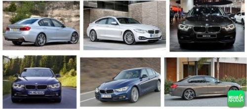 Ngoại thất BMW 3 Series