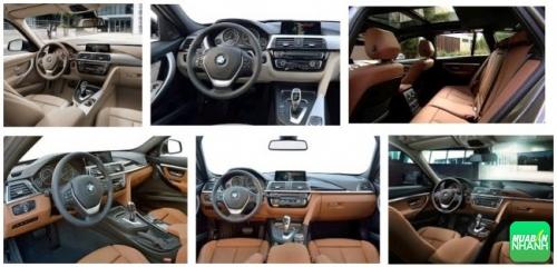 Nội thất BMW 3 Series
