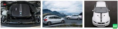 BMW 3 Series 2016 sedan