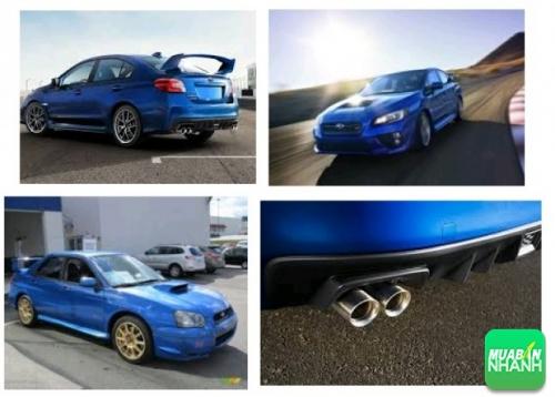 Vận hành Subaru WRX STi