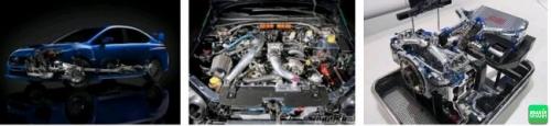 Động cơ của WRX STi