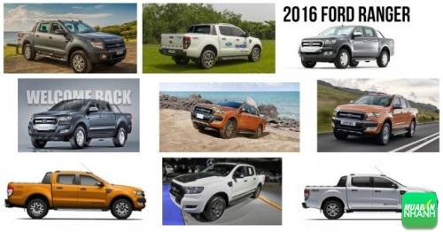Có nên mua xe Ford Ranger không?