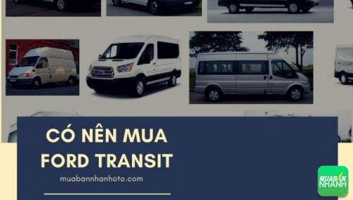 Có nên mua Ford Transit