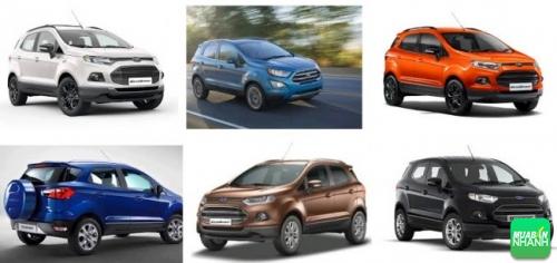 Bảng giá xe Ford Ecosport mới nhất