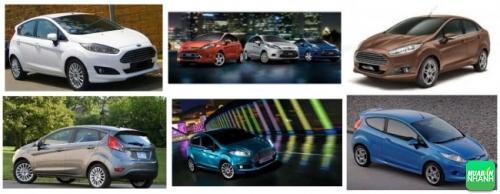 Bảng giá xe Ford Fiesta mới nhất
