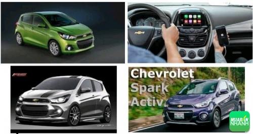 5 lý do bạn nên mua ngay Chevrolet Spark 2017