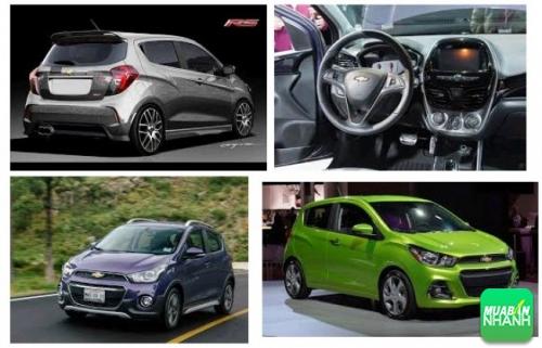 Đánh giá xe Chevrolet Spark 2017: Xe hatchback cỡ nhỏ đáng mua
