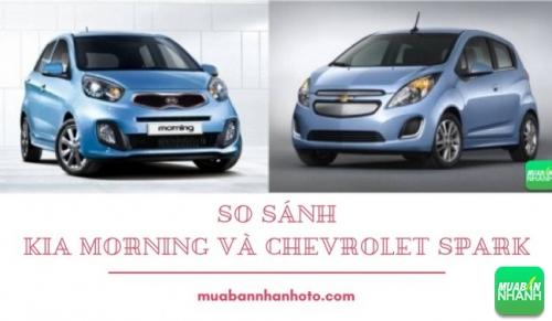 So sánh Kia Morning và Chevrolet Spark: Nhỏ gọn, tiết kiệm và phù hợp với thành thị