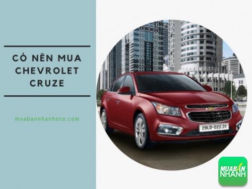 Có nên mua Chevrolet Cruze