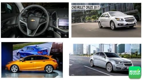 Đánh giá xe Chevrolet Cruze 2017: dòng xe sedan đáng tiền