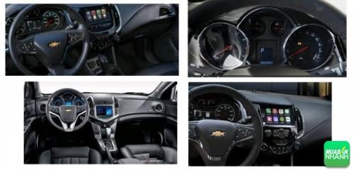 Nội thất Chevrolet Cruze