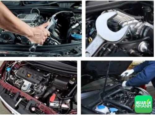 Garage chuyên sửa Mercedes A200 tại TP HCM