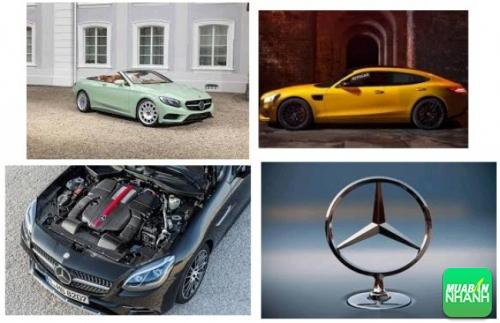 Cách đặt tên các dòng xe của Mercedes