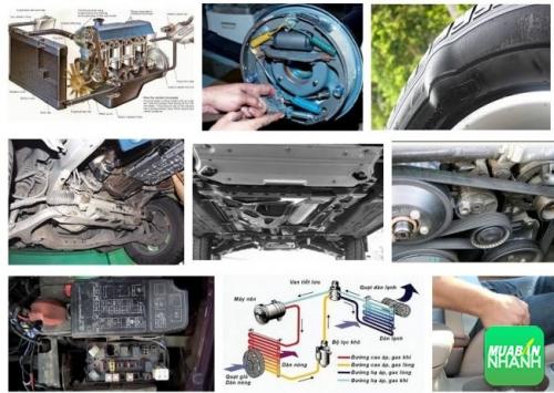 Garage chuyên sửa chữa ô tô Mercedes A200 bị lỗi thường gặp