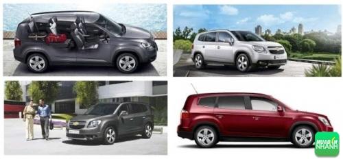 Đánh giá Chevrolet Orlando - Chiếc SUV 7 chỗ gia đình thực thụ