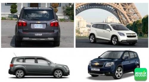 Xe SUV Chevrolet Orlando xe tốt giá rẻ chỉ dưới 700 triệu