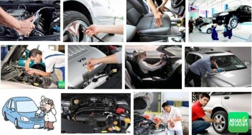 8 bước cần lưu ý khi mang ô tô đến garage bảo dưỡng
