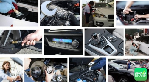 Garage chuyên sửa Mercedes A250 tại TP HCM