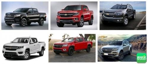 9 lý do nên chọn Chevrolet Colorado
