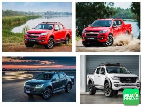 Bán tải Chevrolet Colorado 2017 giá chỉ từ 619 triệu đồng cạnh tranh mạnh với Ford Ranger