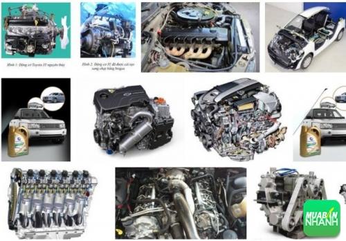 Xe ô tô chạy động cơ xăng và những hư hỏng thường gặp