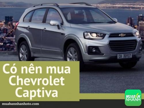 Có nên mua Chevrolet Captiva